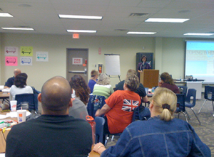 NEISD teachers workshop in San Antonio, TX