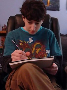 Nikki drawing