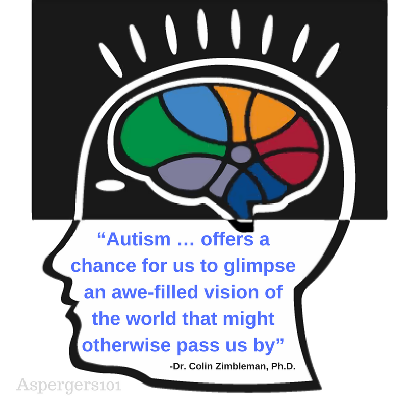 Autism … offers a chance for us to glimpse an awe-filled vision of ...